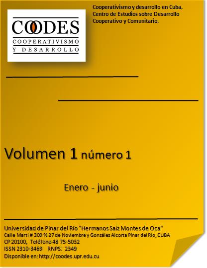 Volumen 1 Numero 1